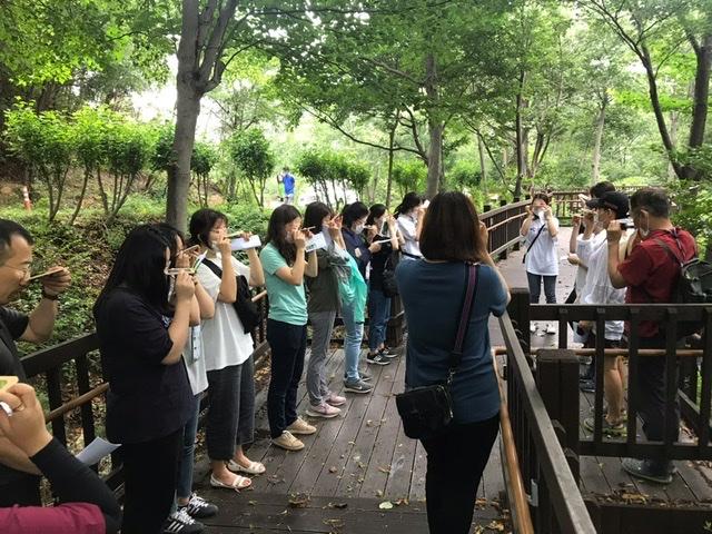 녹색자금 숲체험교육 프로그램